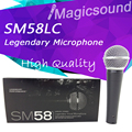 New High Quality SM58LC SM 58 58LC Wired Dynamic Cardioid Professional Microphone Legendary Vocal Microfone Mike Mic