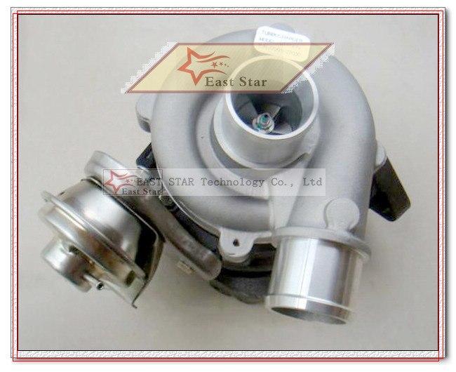 GT1749V 721164-0003 17201-27030 turbokompressor TOYOTA RAV4 D4D Auris - Autode varuosad - Foto 4