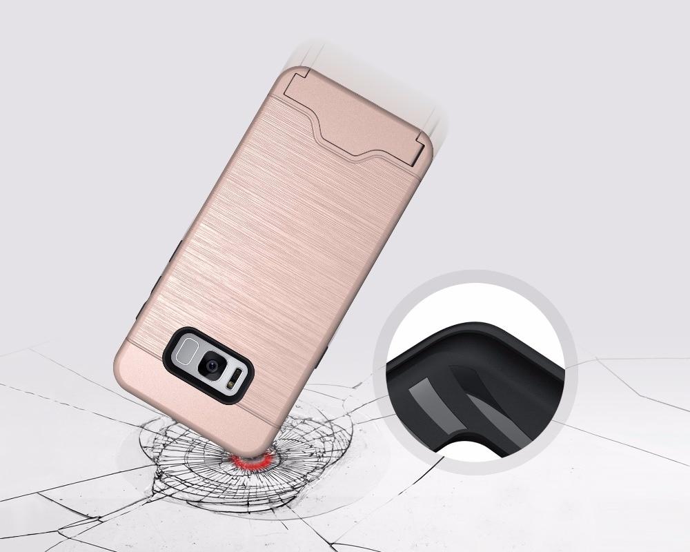 Θήκη για Samsung Galaxy S8 S8 Plus Πίσω κάλυμμα - Ανταλλακτικά και αξεσουάρ κινητών τηλεφώνων - Φωτογραφία 2