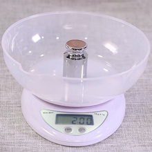 5kg/1g Portable Digital Scale LED Electronic Scales Postal F