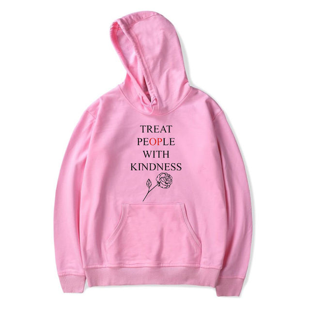 HARRY STYLES TREAT PEOPLE WITH KINDNESS HOODIE (6 VARIAN)