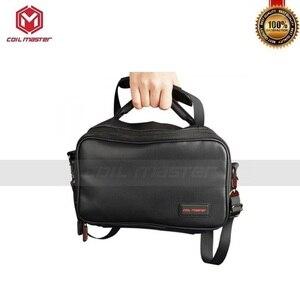 Image 1 - Оригинальная катушка мастер Vape сумка для электронных сигарет комплект коробка мод распылитель для электронной сигареты резервуар DIY инструмент испаритель защитный мешок
