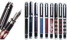 12x Fountain Pen M Pennino Iridio o Gel penna Roller DUKE 116 standard di commercio allingrosso ufficio e cancelleria della scuola di Trasporto libero