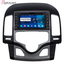 Newest Free Shipping Quad Core S160 Android 4.4 Car DVD For I30 Auto AC With16GB Flash Mirror Link Bluetooth Wifi