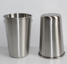 tea milk steel cup