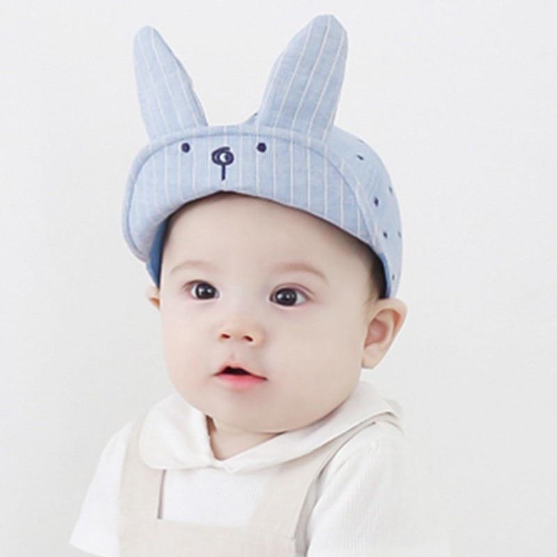 6 M-24 m el nuevo bebé sombrero con Orejas de conejo lindo de los ...