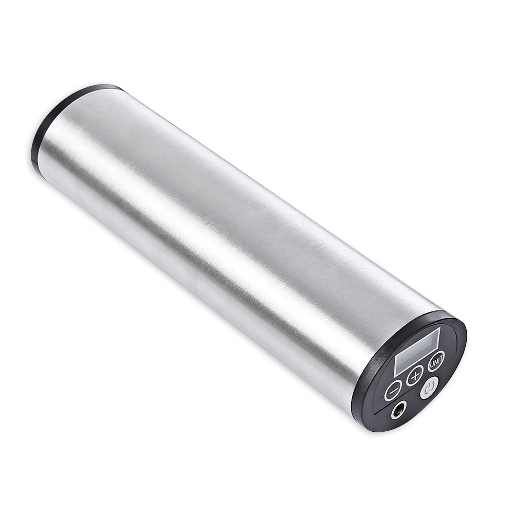 150PSI Rechargeable Portable Car Tire Bike Pump Pressure Auto Electric Air Inflator Bicycle Pump with LCD
