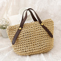 Veevan 2016 Fashion Straw Weave Bag Cute Small Tote Summer Style Beach Bag  Purse