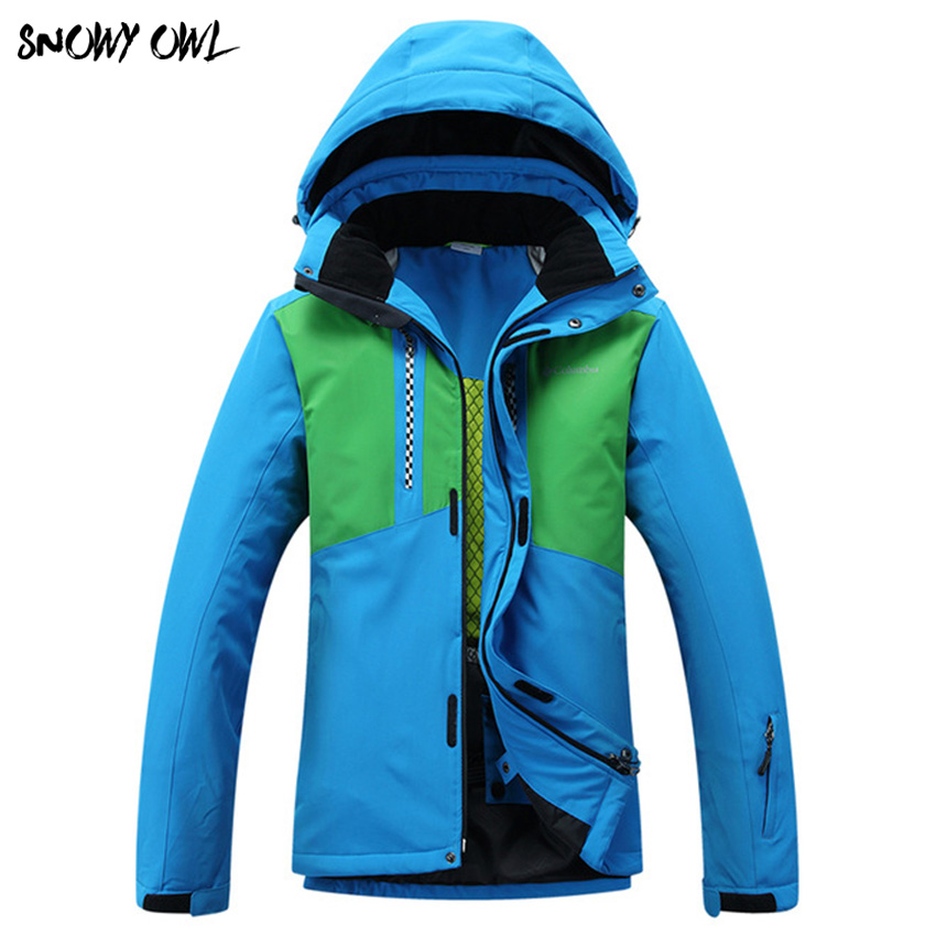 330Free Shipping Men Ski Jackets New Winter Ski Coat Men Outdoor Thermal Waterproof Snowboard Jackets Climbing Snow Clothing цена