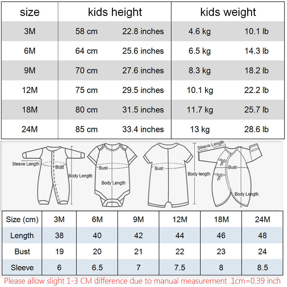 Cute Newborn Children Baby Girl Clothes Babies Bodysuit Infant Beby Jumpsuits Sunsuit Kids Summer Clothing Hi Daddy Print 0-24M