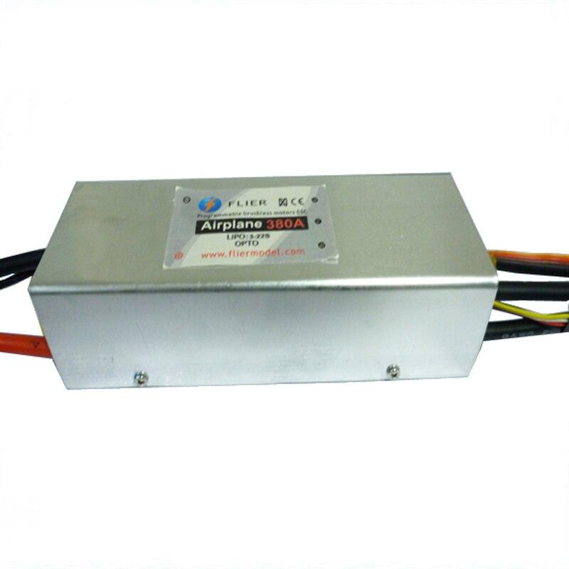 380A 22S HV bürstenlosen controller für rc Air/motorschirm/UAV/Quadcopter/Gleitschirm-in Teile & Zubehör aus Spielzeug und Hobbys bei AliExpress - 11.11_Doppel-11Tag der Singles 1