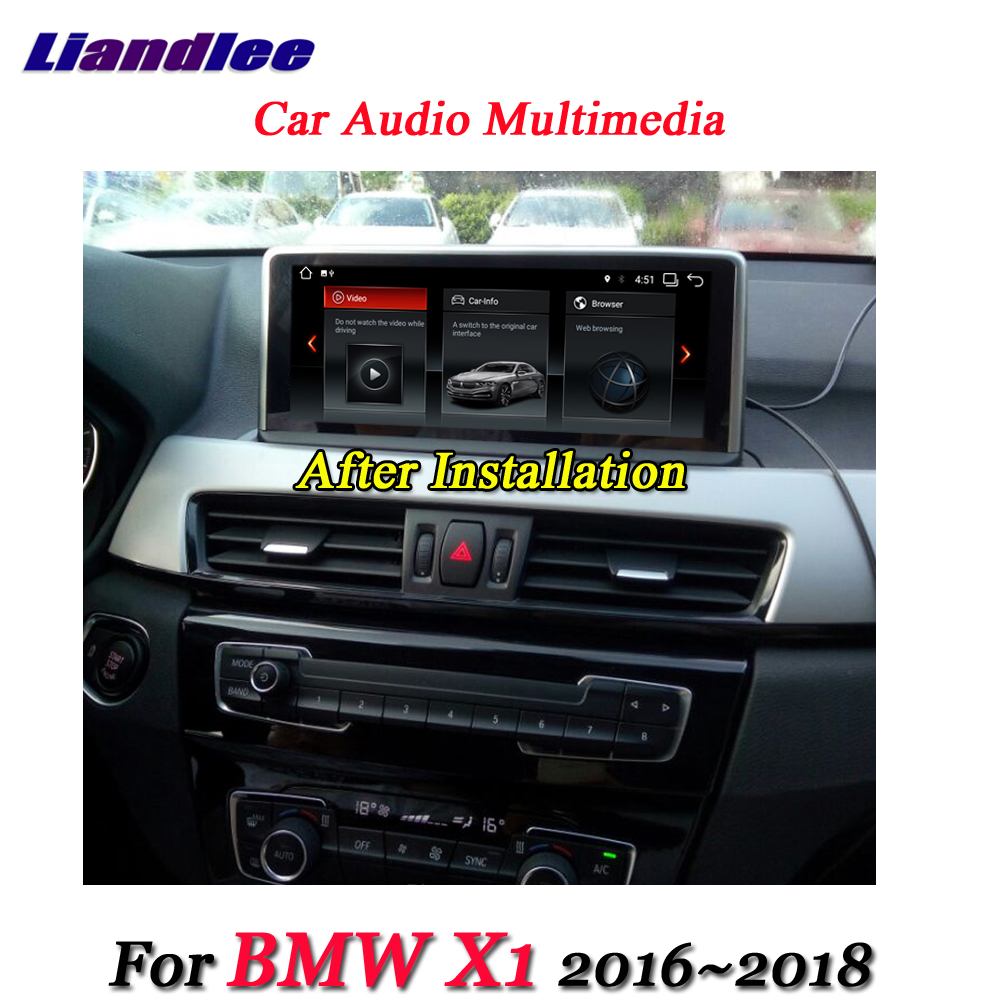 medium resolution of for bmw x1 f48 2016 2018 original evo system 3