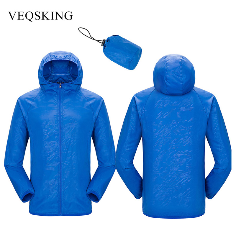 Mountainskin Men's Women's Quick Dry Hiking Jacket Sun UV Protection Coats Outdoor Sports Fishing Skin Jackets(China)