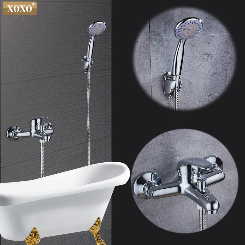 XOXO Free Delivery Of Bathroom Faucet Tropical Shower Bath Shower Bath Mixer Shower Faucet  X2263