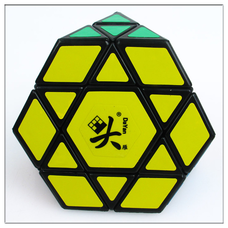 High Quality DaYan Gem Cube VIII  Magic Cube Puzzle Limited Version Collection Cubo Magico Educational Toys For Kid