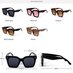 Kim Kardashian okulary przeciwsłoneczne damskie luneta Femme 2020 luksusowa marka kwadratowe ponadgabarytowe okulary przeciwsłoneczne UV400 okulary 6
