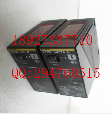 [ZOB] 100% new original OMRON Omron photoelectric switch E3JM-10M4-N [zob] 100% new original omron omron photoelectric switch e3s vs1e4 e3zm v61 2m substitute