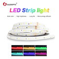 GLEDOPTO RGB + CCT LED strip licht rgb ww/cw DC12-24V 5 meter ip65 waterdicht ip20 niet waterdicht rgb licht SMD 5050 SMD 2835