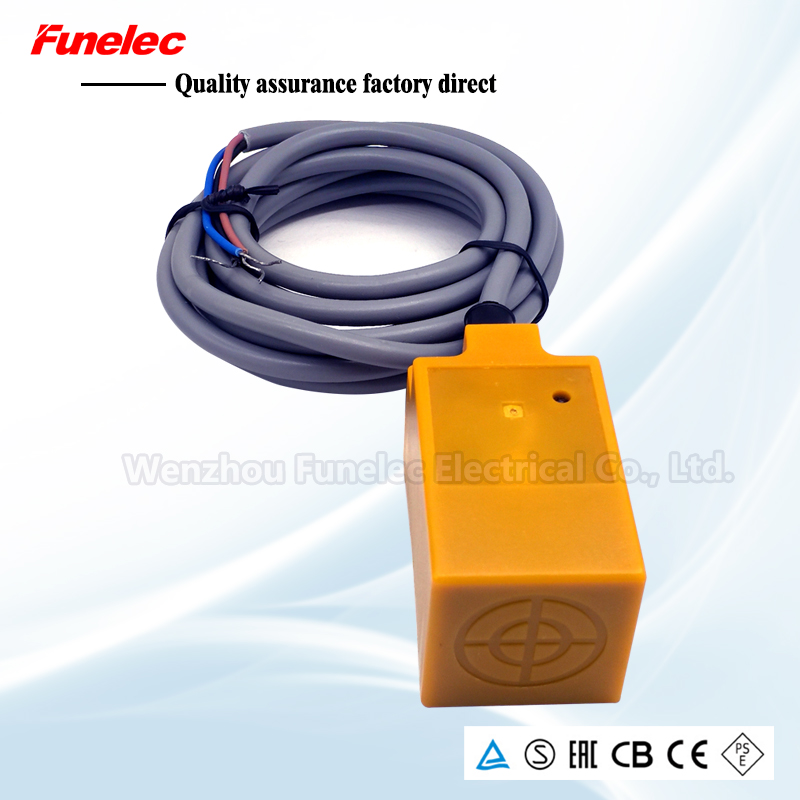 High Quality Proximity Switch TL-N20MF1 10-30V PNP Three Line Constant Open Line Long 2M Induction Distance 20mm