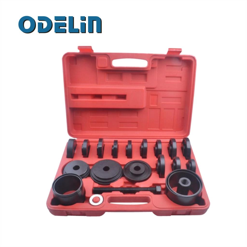 Wheel Bearing Removal Professional Tool Set Kit For Front Wheel Drive Heavy Duty rear wheel hub for mazda 3 bk 2003 2008 bbm2 26 15xa bbm2 26 15xb bp4k 26 15xa bp4k 26 15xb bp4k 26 15xc bp4k 26 15xd