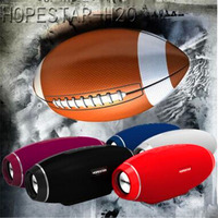 HOPESTAR H20 Rugby Bluetooth Speaker Wireless Mini Sound Heavy Bass Stereo Music Player American Football Subwoofer Nagsasalita