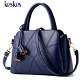 PU Leather Women Handbags Hot Women Shoulder Bags Luxury Women Messenger Bags 2017 Famous Brands Female Tote Bag Bolsas C1542KK