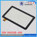 New 10.1'' Inch Touch Screen 300-N4826B-A00 Touch Panel Glass Sensor Replacement Free shipping