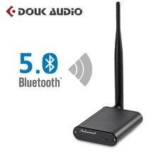 Douk аудио мини Bluetooth 5,0 цифровой аудиоресивер Hi Fi CSR8675, 24 битный, оптический, коаксиальный, с сокетом, с сокетом