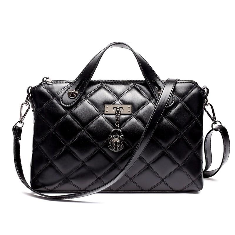237ee7dac30b9 شحن مجاني ، 2019 جديد حقائب اليد ، الأزياء حقيبة ساعي ، واحدة الكتف الماس  شعرية رفرف ، بسيطة الاتجاه المرأة حقيبة.