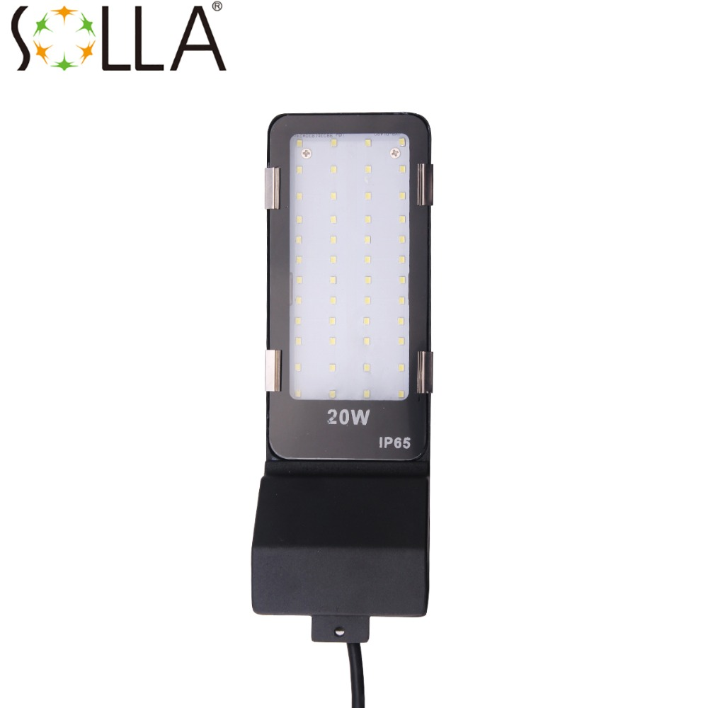 Newest 20W LED Street Lights Road Lamp waterproof IP65 AC220V Led Street Light Industrial Light Outdoor Lighting Lamps d20w30w40w50w60w80w road lamp head can pick arm street lights