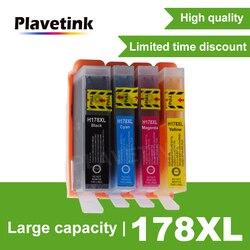 Plavetink kompatybilny tusz kartridż do HP 178 178XL dla HP178 Photosmart 4620 5510 5520 5515 5521 6510 6520 6521 drukarka atramentowa