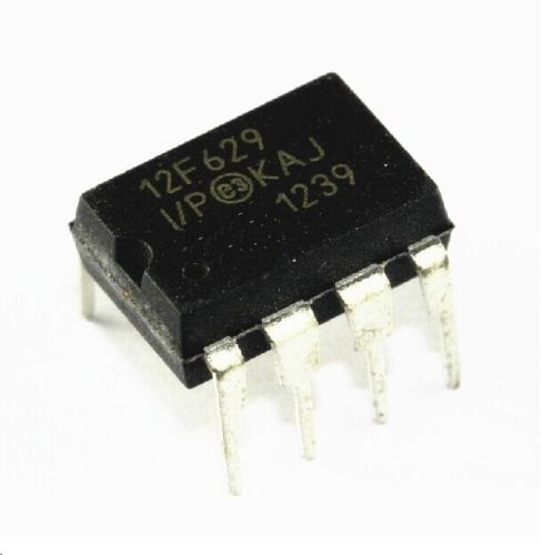 50PCS PIC12F629-I/P PIC12F629 DIP-8 MCU CMOS 8BIT 1K FLASH new 50pcs lot cd4072be cd4072 dip 14 new origina