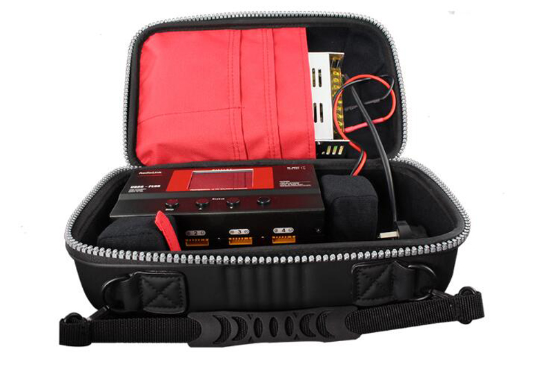 ФОТО START Aerial photography remote controller handbag suitable portable aluminum box carrying bag  carrying case storage bag