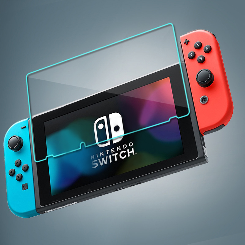 Premium Tempered Glass Screen Protector For Nintend Switch Screen Protector For Nintendo Switch For Nintend Switch Accessories
