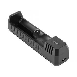 Image 3 - Portable USB Li ion Battery Charger Compatible With 18650 16340 14500 Battery for Nitecore UI1