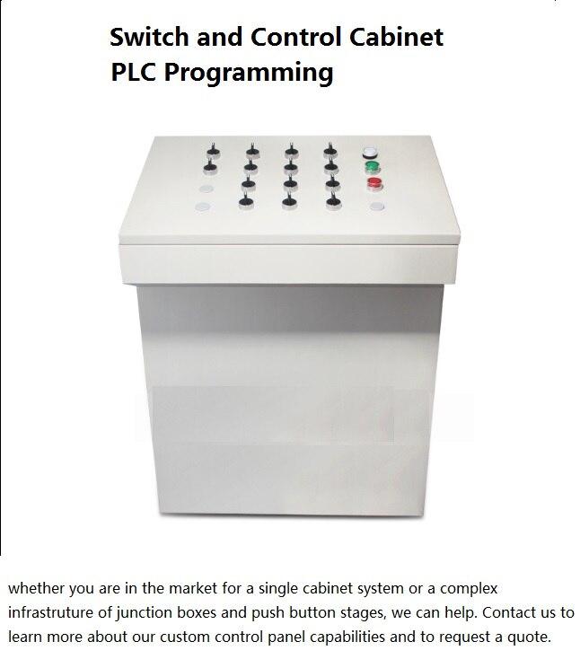Custom PLC Control Cabinets, PLC Programming, contact us for a quote compatible projector lamp bulbs poa lmp136 for sanyo plc xm150 plc wm5500 plc zm5000l plc xm150l