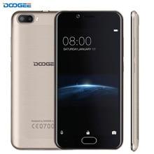 3G DOOGEE Schießen 2 1 GB + 8 GB Dual Hinten Kameras DTouch Fingerabdruck 5,0 zoll Android 7.0 MTK6580A Quad Core 1,3 GHz-1,5 GHz Handy