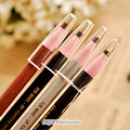 Waterproof Eyebrow Pencil Make Up Pull eyebrow pencil ,subtle stereoscopic color,4 color available,48pcs/lot