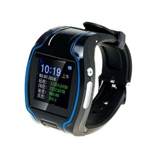 Mini Sensible Watch TK109 GPS Tracker Handheld  Watch Telephone SOS Cell Telephone