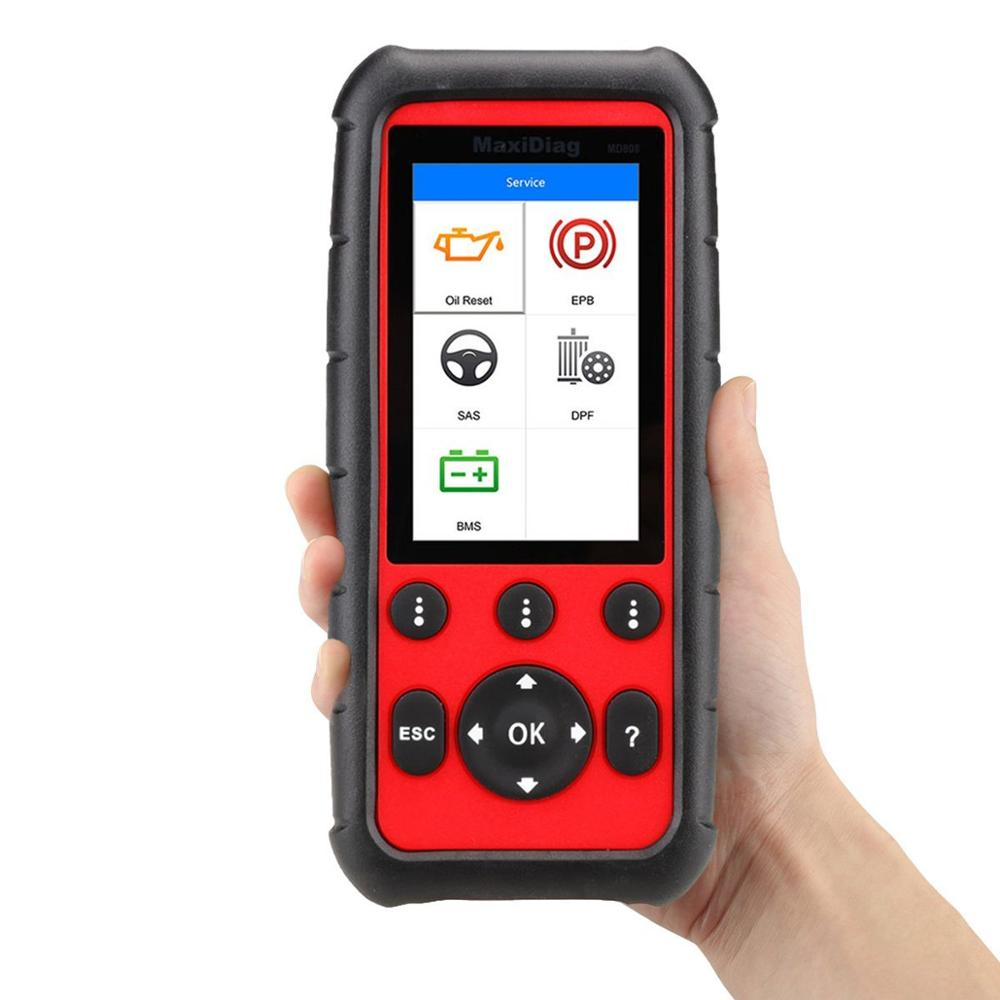 Vehicle Code Reader >> Autel Maxidiag Md808 Vehicle Code Reader Professional