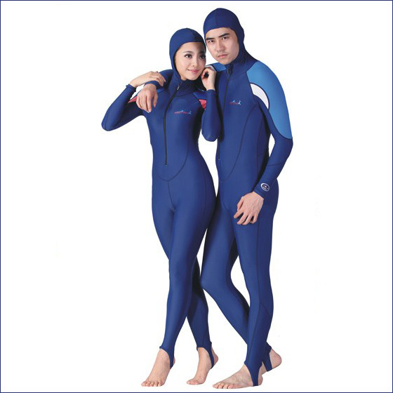 2014 New Lycra Stinger Suit With Cap Full Diving Suit Dive