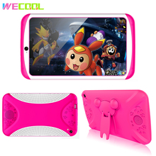 WeCool 7 inch Kids Tablet Android Children Tablet PC 8GB Storage Pre-installed Kids Education Games Baby Birthday Christmas Gift
