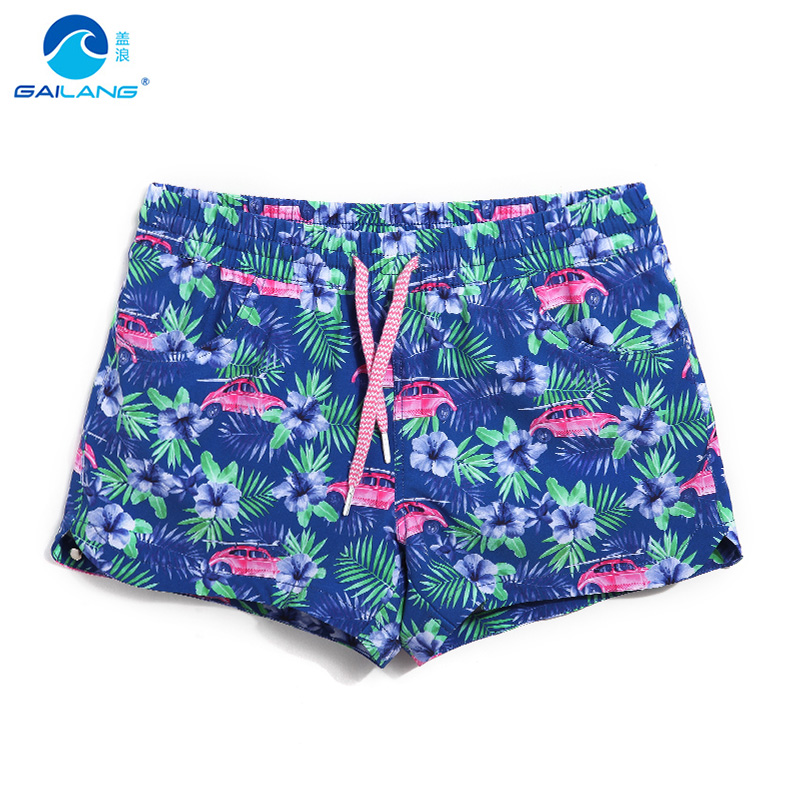 Women   board     shorts   swimming trunks female swimsuits loose sexy   short   gym fitness running   shorts   joggers bodybuilding elastic