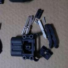 Штекер DIN 160A 150 в разъем питания евро разъем для REMA DIN 160A тип использования в Стакер для электрического погрузчика ПАЛЛЕТ ГОЛЬФ-автомобилей