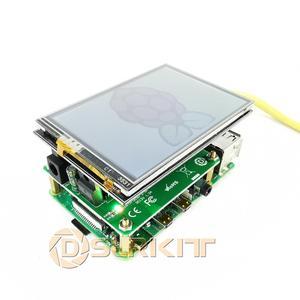 Image 4 - DSLRKIT 5V 12V PoE HUT Raspberry Pi 4 4B 3B + 3B Plus 3.5in Festplatte LED 26Watt