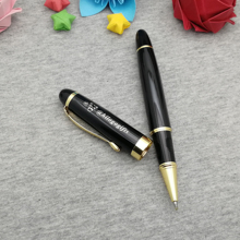 Fat boss pen nice birthday party gift custom free with your name text on the body gold clip best for