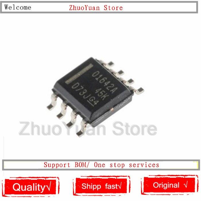 10PCS/lot OPA1642AIDR OPA1642A O1642A 01642A OPA1642 SOP8 IC Chip New Original