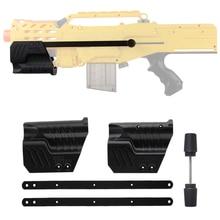 New F10555 No.187 Pull-Down Kits Style B Gun Parts For Nerf N-Strike Longshot CS-6 And For Nerf N-Strike Elite Longshot CS-6