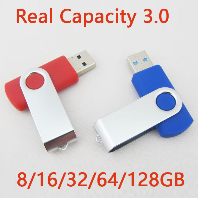 USB 3.0 Memory Stick Flash Drives with Key Ring Compatible with PC 80Mb//s