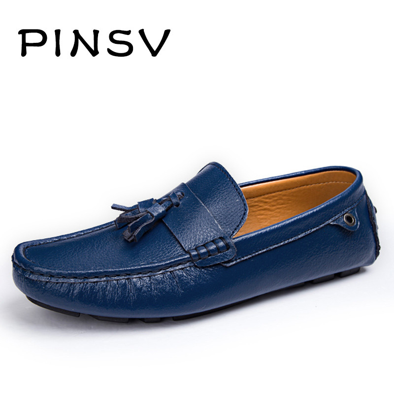 Men Leather Casual Shoes Loafers Men Flats Shoes Black Slip On Moccasins Men Loafers Zapatos Hombre Sapato Masculino genuine leather flats men shoes loafers new fashion slip on moccasins handmade driving zapatos hombre breathable cut outs summer